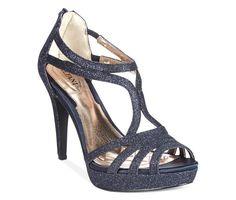 Alfani Tacy Evening Platform Sandals - Sandals - Shoes - Macy's