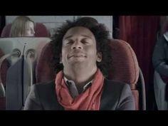 Tam - Thiago Silva - David Luiz -  Marcelo - Comercial 2014 HD