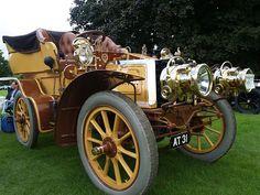 Panhard Tourer Vintage Car - 1902  Like, repin, share, Thanks!
