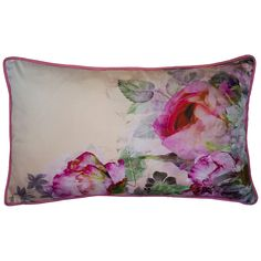 Buy Ted Baker Pure Peony Cushion | John Lewis.