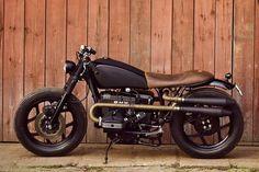 画像 : 【バイク】お洒落なカフェレーサー特集!! かっこいいカスタム画像集[海外スナップ] - NAVER まとめ
