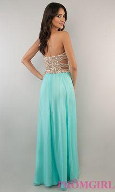 Dress Style: MO-11756 Back Image