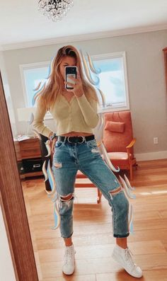 how to put outfits together Cute Teen Outfits, Cute Comfy Outfits, Basic Outfits, Teen Fashion Outfits, Simple Outfits, Cute Fashion, Outfits For Teens, Look Fashion, Trendy Outfits