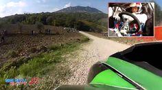 Gigi Galli ist bekannt für seinen spektakulären Fahrstil. Bei der Rally Legend hat er wieder alles gegeben, um die Fans zu unterhalten. Videomaterial von der Rally Legend San Marino 2014 ... weiterlesen
