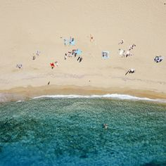 Fokos Beach in Mykonos. Photo courtesy of @nassosc on Instagram.