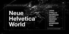 Font dňa – Neue Helvetica World   https://detepe.sk/font-dna-neue-helvetica-world?utm_content=buffer2e139&utm_medium=social&utm_source=pinterest.com&utm_campaign=buffer