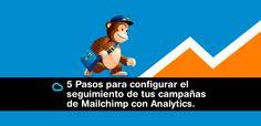 5 Pasos para configurar el seguimiento de tus campañas de Mailchimp con Analytics.