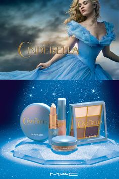 MAC Cosmetics Cinderella Collection 2015