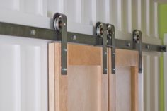 Barn Door Hardware.