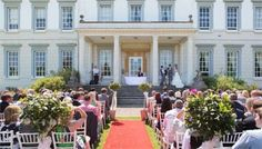 Buxted Park Hotel wedding venue Sussex