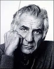 Leonard Bernstein completes work on the musical West Side Story. Herbert Von Karajan, Glenn Miller, West Side Story, Bradley Cooper, Nellie Bly, Leonard Bernstein, Music Composers, Conductors, Music Quotes