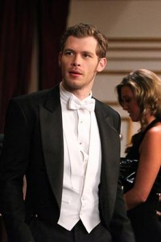 KLAUS Love him! @Daniella Javier