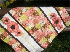 Baby quilt pattern-so cute!