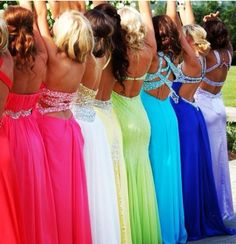 Prom Pictures with my best Friends