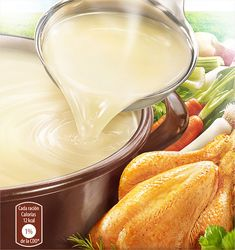 Gallina Blanca packaging images on Behance