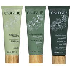 Masques peeling glycolique Instant Detox et Purifiant Caudalie https://www.sweetcare.pt/search.aspx?q=mascaras&fb=caudalie_