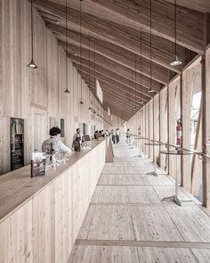 Herzog & de Meuron, Pygmalion Karatzas · Slow Food Pavilion LIKE BY DIAiSM ACQUIRE UNDERSTANDING ATTAISM TJANN ATELIER DIA TJANNTEK ART SPACE atElIEr dIA