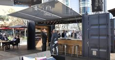 Shipping Container Retail Ideas - Container Professionals Inc.