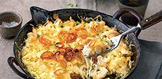 Bavarian Cheese Spaetzle