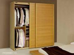 storage ideas wood wardrobe closet furniture now visit Wooden Wardrobe, Wardrobe Furniture, Wardrobe Design Bedroom, Bedroom Furniture, Sliding Wood Doors, Sliding Closet Doors, Barn Doors, Wardrobe Images, Walk In Wardrobe