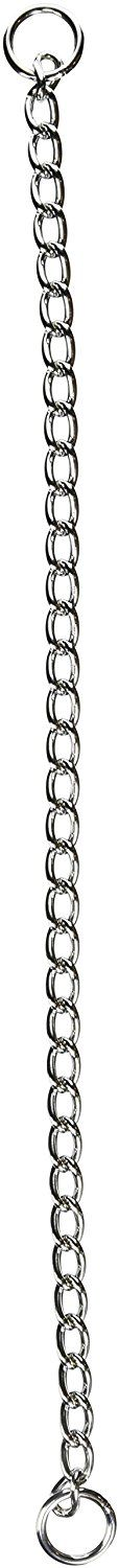 Coastal Pet Products DCP554026 Titan X-Heavy Chain Dog Training Choke/Collar with 4mm Link, 26-Inch, Chrome => More infor at the link of image  : Collars for dogs