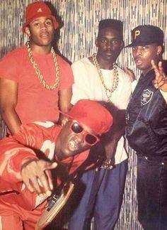 Public Enemy, L.L Cool J & Big Daddy Cane