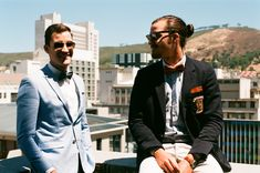 Suit And Tie, Casual Street Style, Pocket Square, Suspenders, Nice Dresses, Suit Jacket, Menswear, Mens Fashion, Blazer