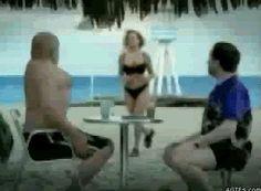 beaches, gross humor, laugh, hilarious videos, funni, at the beach, beach bodies, gif, thing