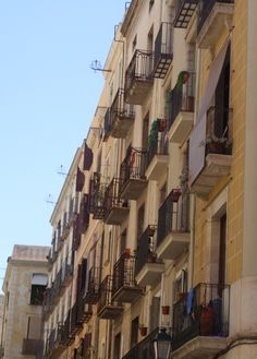 balconnies of BCN
