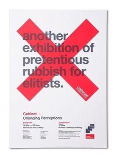 Плакат кабинет #дизайн #типографика #плакат #простой #шв