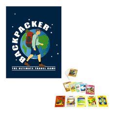 Das #Backpacker Game ist ein Volltreffer für alle Globetrotter. Es ist für 2 bis 6 Spieler, steckt voller überraschungen und macht so viel Spaß wie eine wirkliche Weltreise.