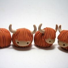 Wee Highland Cow