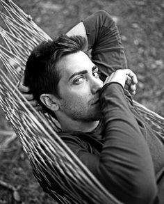 Jake Gyllenhaal ... yes, I want you.
