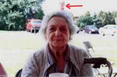 Top 10 Photos of Real Ghost Sightings that Prove Ghosts Exist - Ghost of Grandpa !