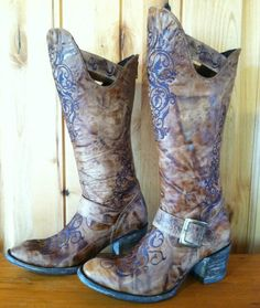 Old Gringo Boots - LOVE.