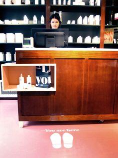 25AH – Identity for You Stockholm hair salon