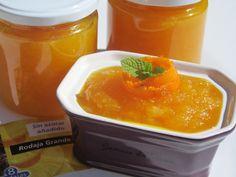 Mermelada de piña, naranja y ron Ana Sevilla