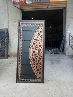House Main Door Design, Gate Wall Design, Metal Gates, Vintage Cafe, Cnc Plasma, Decoration, Laser Cutting, Art Nouveau, Rooms