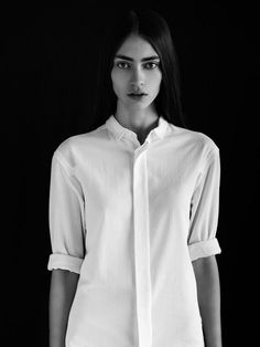 Chic Style - the white shirt