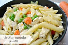 Pass the Fresh: Chicken Noodle Pasta