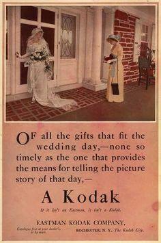 Vintage Kodak Ads: Life Before Slick Ads and Cameras - Lomography