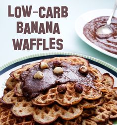 Love waffles? Adore bananas? Waffles plus bananas equals perfection! Try these delicious, dairy-free low-carb waffles and kick off your day in an awesome way. https://www.collagevideo.com/blogs/ask-gilad/banana-waffles #collagevideo #collagevideofitness #fit #fitness #workout #workoutdvds #success #goals #motivation #fitnessdvds #gilad #fitnesstip #healthtip #health #bodiesinmotion @giladbodiesinmotion