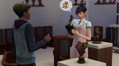 Die Sims 4 An die Arbeit!