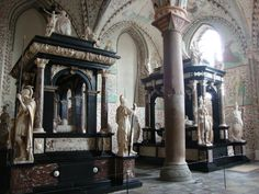 roskilde cathedral - Google Search