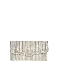 Buy New Look Embellished Diamond Stripe Clutch at ASOS. Get the latest trends with ASOS now. Bridesmaids And Groomsmen, Bridesmaid Gifts, Groomsmen Colours, Aintree Races, Fancy Hats, Plan My Wedding, Coordinating Colors, Asos Online Shopping, Latest Fashion Clothes