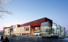 shopping mall design competition - Google Search