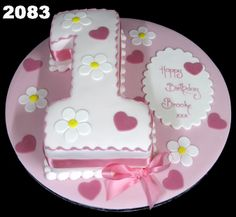 Cake Design Number 1 : 1000+ images about Number one birthday cakes on Pinterest ...