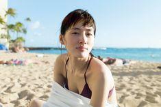 写真集「BREATH」を発売する綾瀬はるか(C)高橋ヨーコ/週刊プレイボーイ