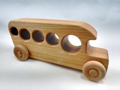 Wooden Toy Old Fashioned Car Coupe Natural Toys Wooden Toy Trucks, Wooden Car, Toy School Bus, Old Fashioned Cars, Wood Toys Plans, Handmade Wooden Toys, Toy House, Natural Toys, Diy Toys