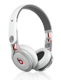Sooo good...Dr Dre Mixr Beats Monster Headphones White